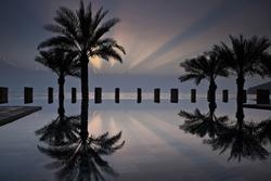 Ziggy Bay. Oman.