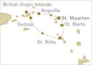 Leeward Islands (north)