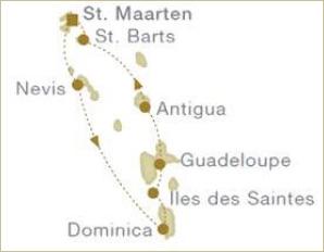 Leeward Islands (south)