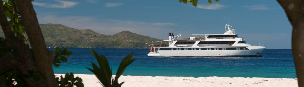 Luxury Small Ship Cruise around the Seychelles