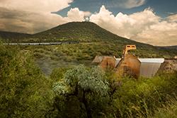 RVR Durban Hills Dam Water