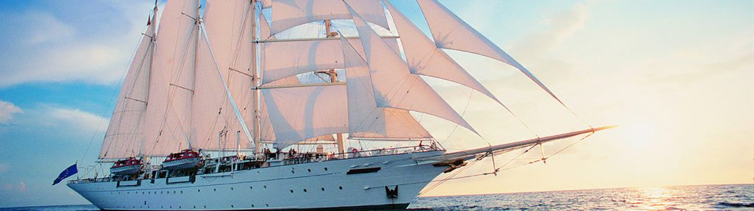 Luxury Tall Ship Cruise from Singapore to Borneo