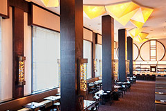 one and only cape town nobu interior
