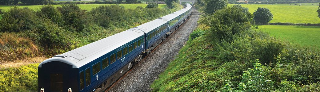 Explore Ireland by Luxury Rail